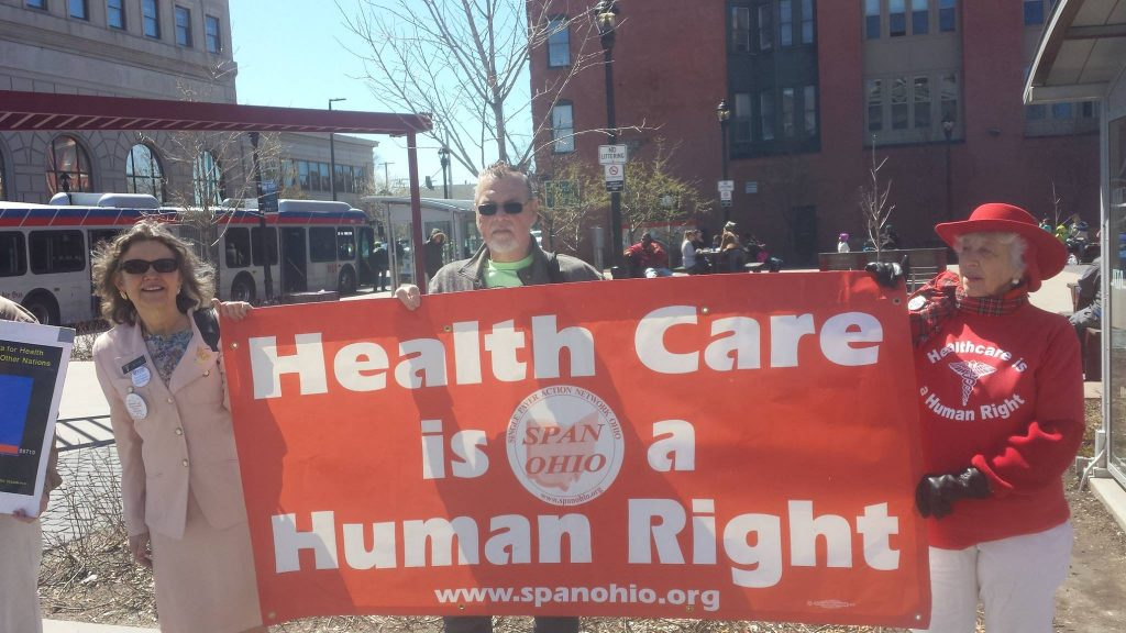National Action Day for Single Payer