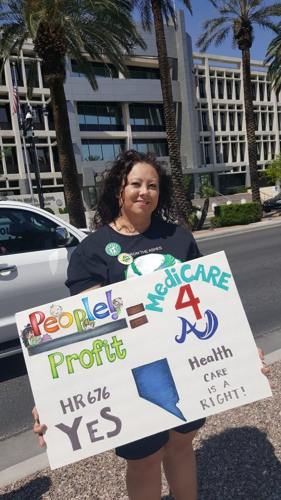 National Day of Action to Protect & Expand Healthcare