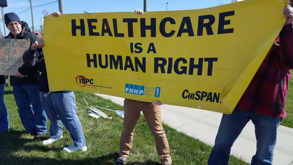 Action for Improved Medicare for All! Single Payer Health Care, HR #676