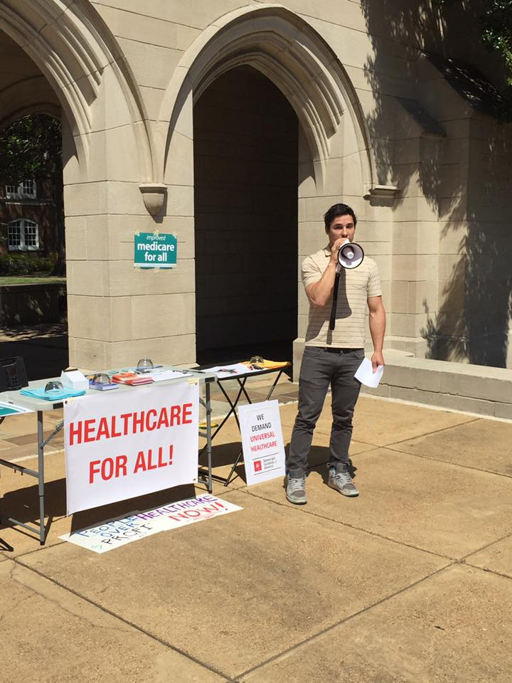 Improved Medicare for All Rally