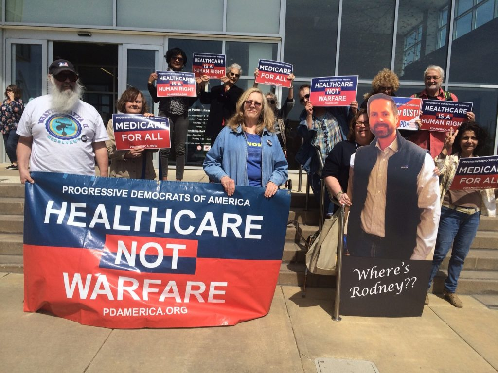 Medicare for All – CU Day of Action