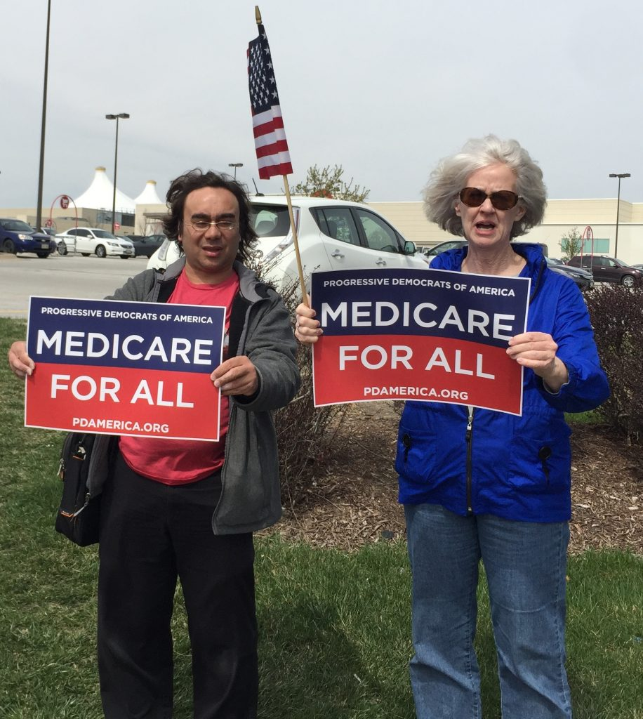 Rally for Medicare for All