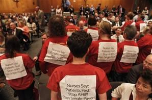 Nurses for Single-Payer