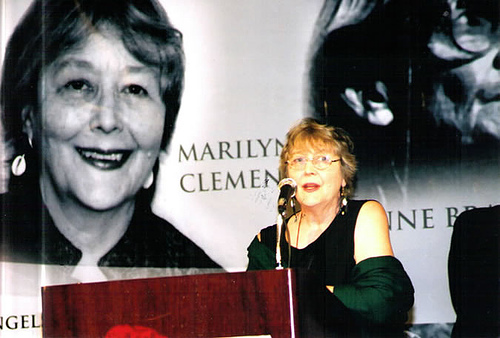 Marilyn Clement