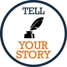 Tell-Your-Story-Button