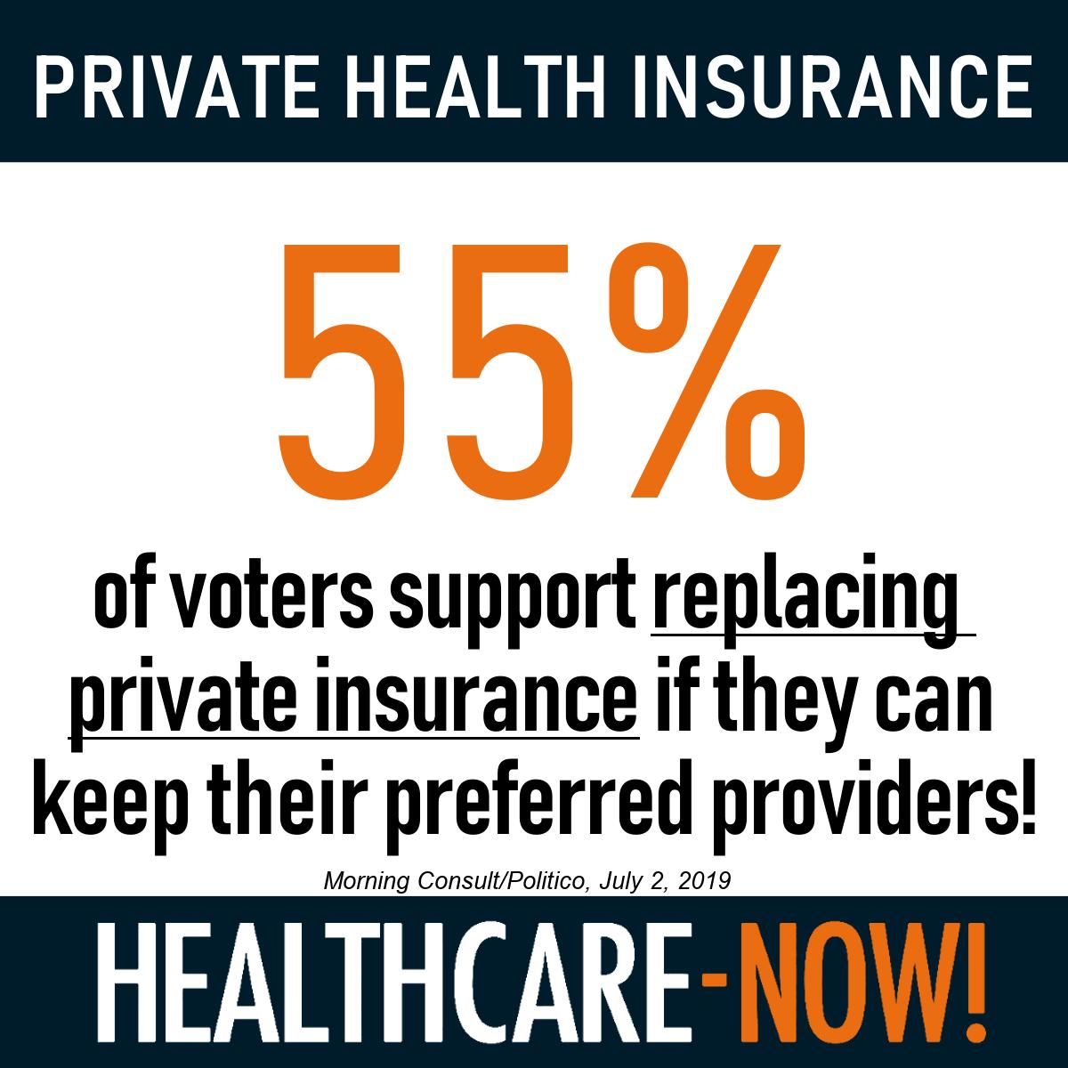 HCN Politico Replacing Private Insurance Meme